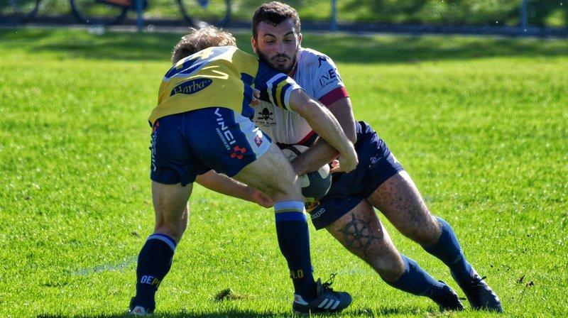 LNA: le Nyon Rugby Club s'incline chez le néopromu Avusy
