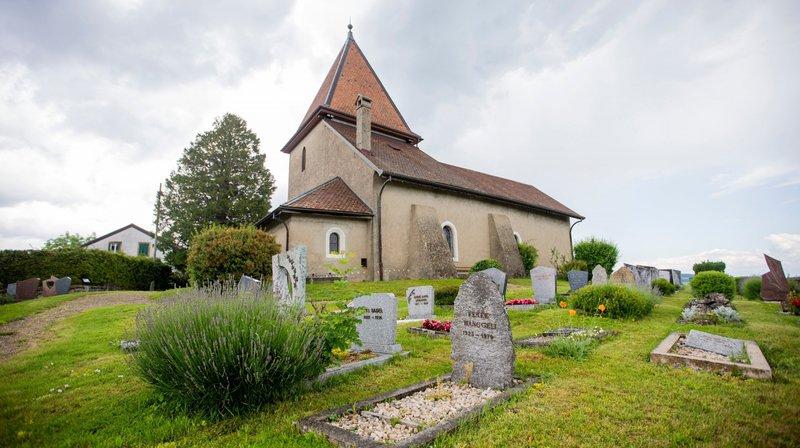 Comme l'horloge, les cloches de l'église feront peau neuve. Un lifting nécessaire.