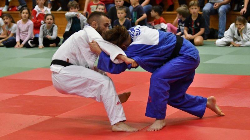 Le Judo Club Morges cloue au sol les Yverdonnois