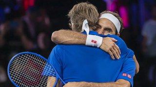 Tennis – Laver Cup: «À 2-2, j'aurais déjà été comblé», réagit Roger Federer