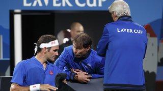 Tennis – Laver Cup: Federer et Nadal en double pour commencer la journée de dimanche