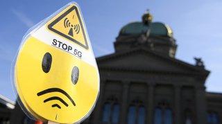 5G: les opposants lancent une initiative populaire pour limiter l'extension du réseau