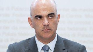 Primes maladie: Alain Berset remet à l'ordre les caisses maladie