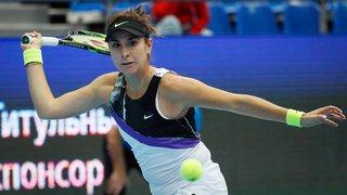Tennis – Tournoi de Moscou: Belinda Bencic file en finale et disputera le premier Masters de sa carrière