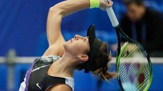 Tennis – Tournoi de Moscou: Bencic toujours en course pour le Masters