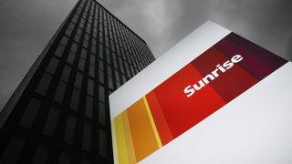 Télécommunications: Sunrise annule l'assemblée générale portant sur le rachat d'UPC Suisse