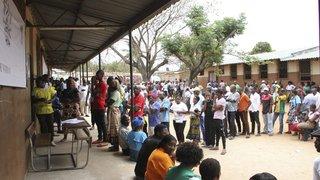Elections générales sans incidents