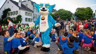 Pour les JOJ, Nyon s'offre une fête des enfants automnale aux couleurs de l'hiver