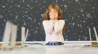 Ces maux qui troublent l'apprentissage des enfants