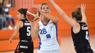 Coupe suisse de basket: fortunes diverses au tirage pour les équipes nyonnaises