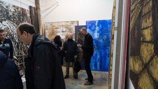 Nyon: la journée des arts ouvre les portes des galeries au public