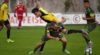 «Fast foot»: ça plane pour le Stade et Prangins, ça cale pour GB et Lonay