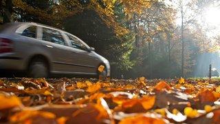 Circulation: les 6 conseils pratiques du TCS pour rouler en sécurité en automne
