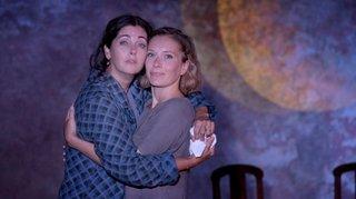 Cristiana Reali: «Le théâtre est fidèle aux femmes»
