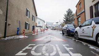 Arzier-Le Muids, les élus votent la réouverture de la rue du Village