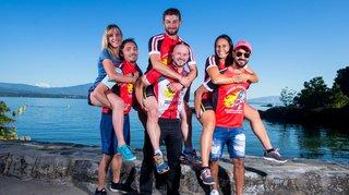 Run Mate: une équipe de La Côte se lance dans un tour du Léman