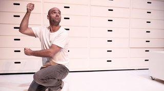 Avec «L'Evadé», Karim Slama s'enferme dans une boîte crânienne