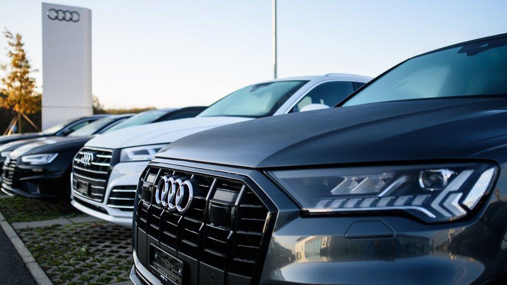 Le Marseillais était d'accuser d'avoir dérobé dans des garages de La Côte, Genève, Lausanne et Fribourg, des voitures en série, jetant souvent son dévolu sur des Audi.