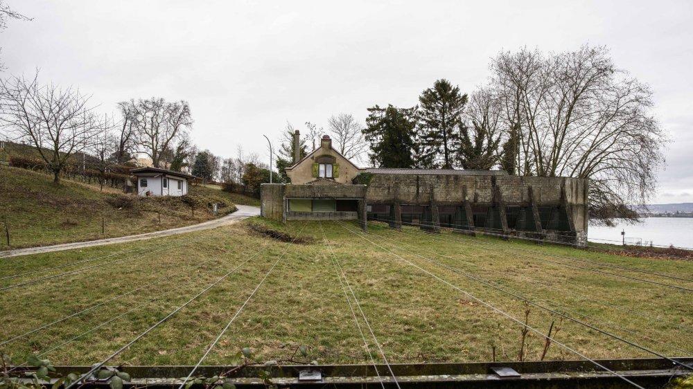 L'utilisation du stand de tir du Boiron est arrivée à son terme fin octobre.