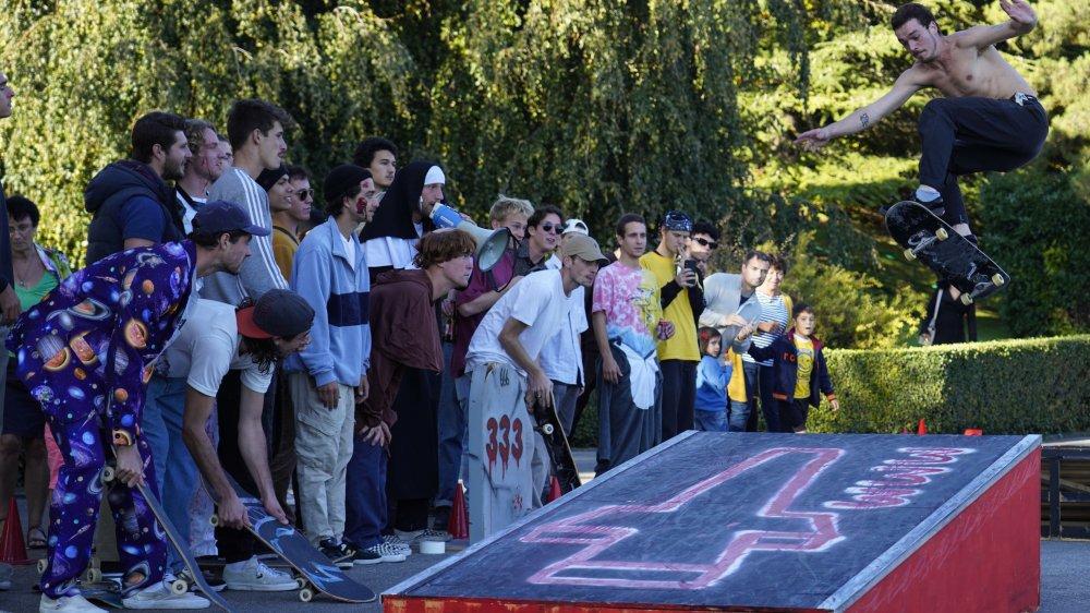 Le contest s'est déroulé samedi durant tout l'après-midi, avec une trentaine de participants.