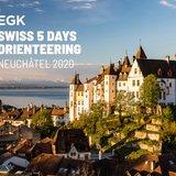 EGK Swiss 5 Days Orienteering 2020