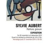 Sylvie Aubert, peinture, gravure