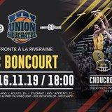 Derby de l'Arc jurassien Union Basket - BC Boncourt