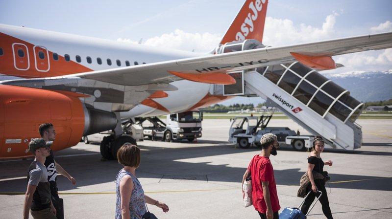 Transport aérien: neutralité carbone et avion hybride, la très orange Easyjet vire au vert