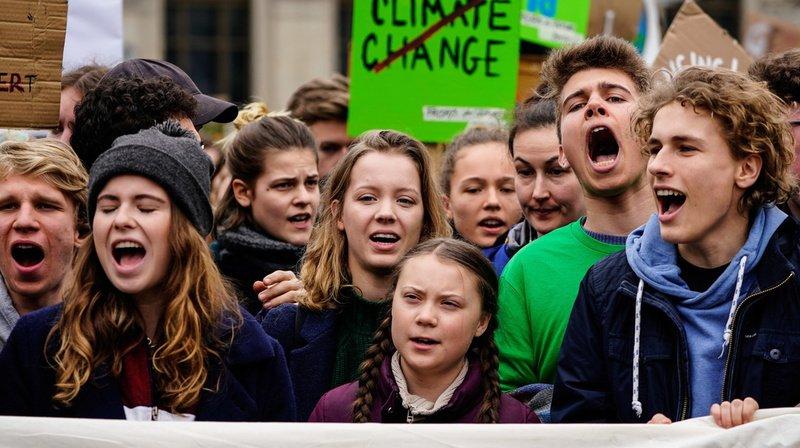 Greta Thunberg récompensée par le prix de la paix des enfants