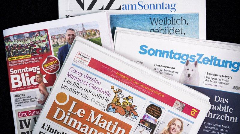 Revue de presse: succession de Christian Levrat, âge de la retraite ou robots traducteurs… les titres de ce dimanche
