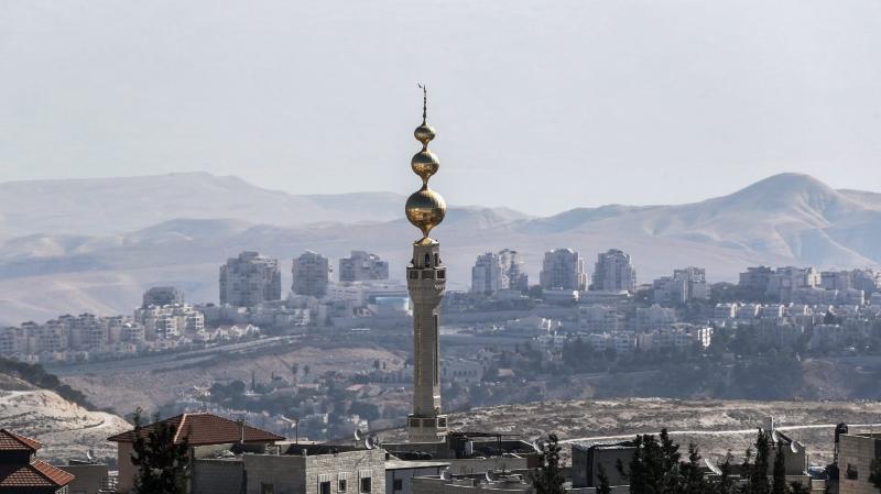 Le fossé béant sur la question palestinienne