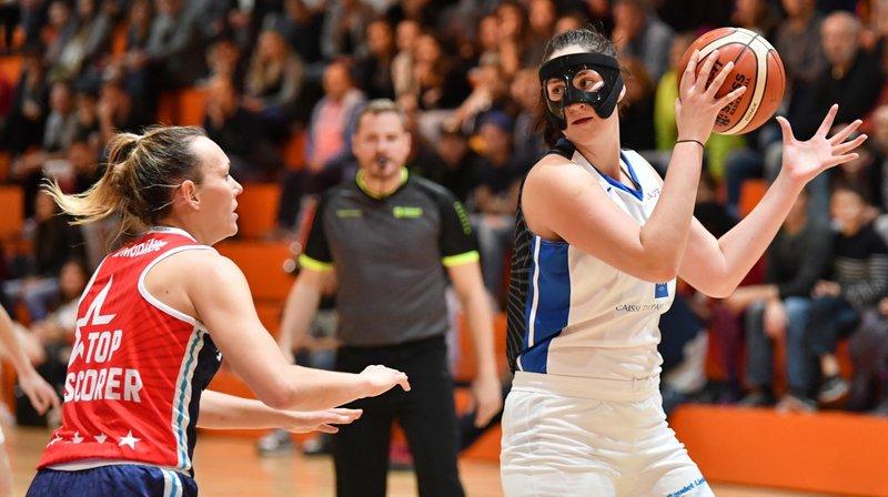 Le Nyon Basket Féminin fait tomber Elfic Fribourg au Rocher