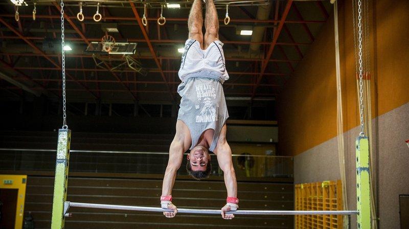 Stéphane Détraz et les gymnastes vaudois espèrent être renversants