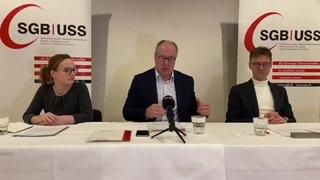 USS: dix mesures pour dynamiser le pouvoir d'achat des Suisses