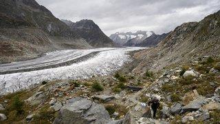Climat: des lacs de barrage pour exploiter l'eau des glaciers qui fondent