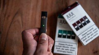 Etats-Unis: New York attaque le numéro un de la cigarette électronique Juul en justice