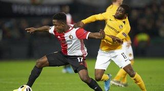 Football - Europa League: Young Boys ramène un bon point après son match face au Feyenoord