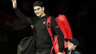 Tennis – Masters de Londres: Federer déjà dos au mur