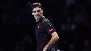 Tennis – Masters de Londres: «Je ne pense pas avoir raté mon match», réagit Roger Federer