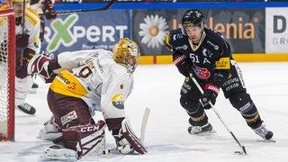 Hockey: Fribourg bat Genève-Servette en prolongations, Zurich étrille Lugano