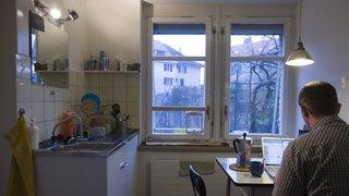 Immobilier: plus d'un ménage suisse sur trois ne compte qu'une seule personne