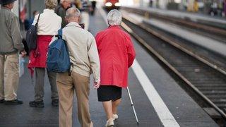 Santé: les Suisses vivent plus longtemps mais ne sont pas tous égaux face à la vieillesse