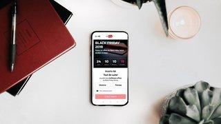 Suisse: la première application mobile entièrement dédiée au Black Friday est sortie