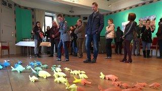Trente lieux pour transformer Nyon en galerie géante