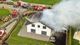 Six mois après l'incendie, la villa repasse par l'enquête publique