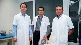 L'Hôpital de Nyon muscle ses services d'urologie et de pédiatrie