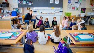 A Begnins, on capte l'attention des élèves par le «rap»
