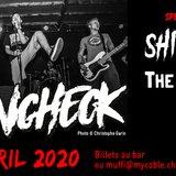 Raincheck(fra) / Shitstorm(fra) / The Meseeks(ch)