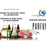 Atelier création de parfum