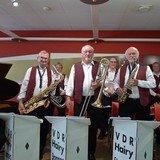 Jazz-Brunch avec les VDR Hairy Stompers